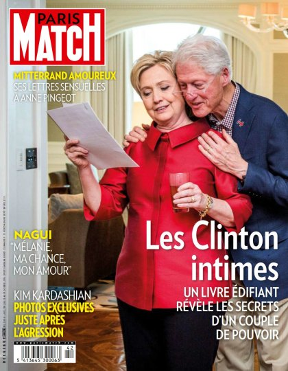 Paris Match Belgique N°788 - 13 au 19 Octobre 2016