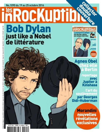 Les Inrockuptibles N°1090 - 19 au 25 Octobre 2016