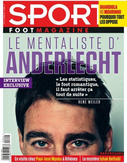 Sport/ Foot Magazine - 19 Octobre 2016