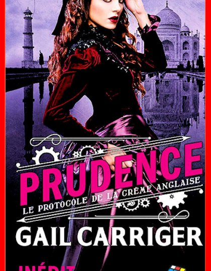 Gail Carriger (Oct. 2016) - Prudence
