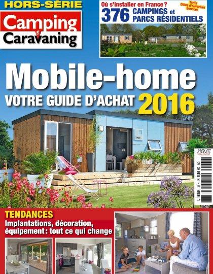 Camping et Caravaning Hors-Série N°43 - Guide D'achat 2016