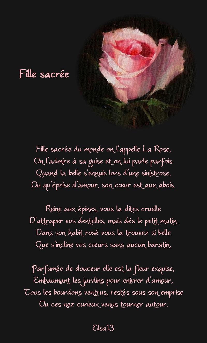 Poeme Pour Ma Belle Fille : poeme, belle, fille, Poèmes, Ligne, ***UN, JOUR***,