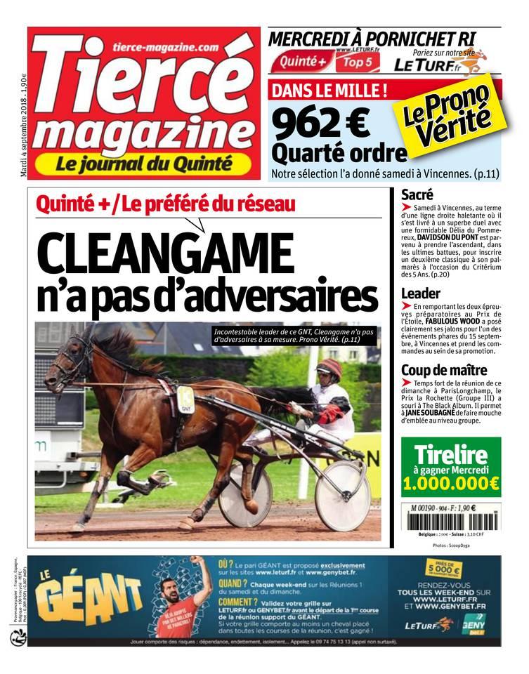Tierce Magazine Du Jour : tierce, magazine, RACES