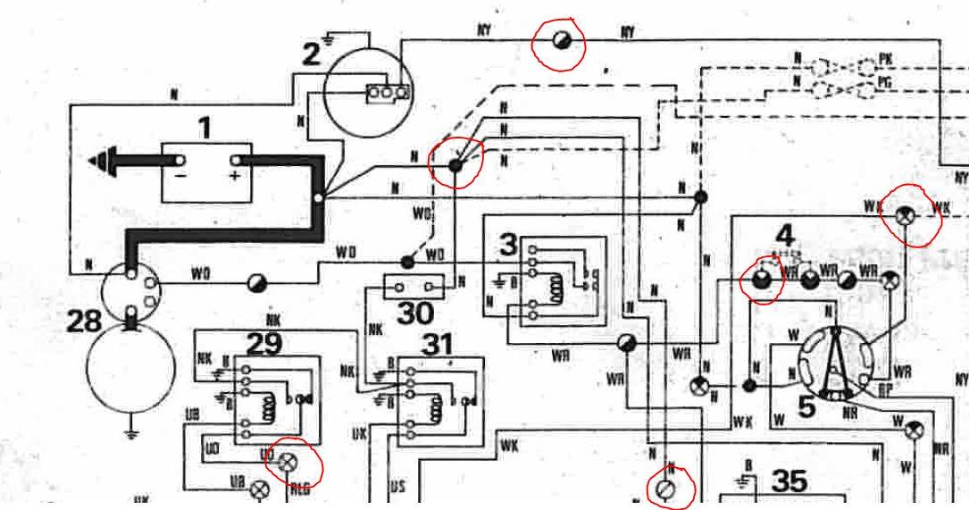 Re: TR7 wiring question : TR7 & TR8 Forum : Triumph