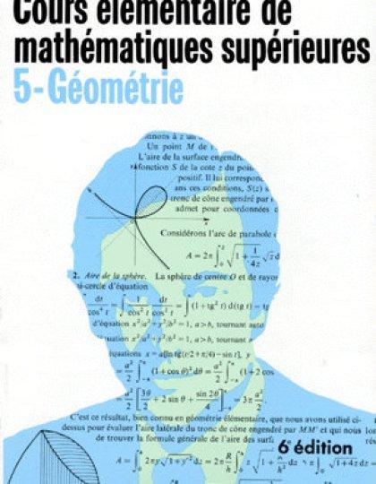 Cours élémentaire de mathématiques supérieures