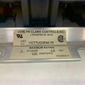Joslyn Clark VC77UO3536-76