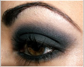 How to smokey eye