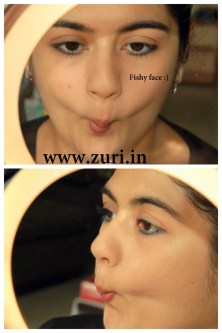 How to contour a round face