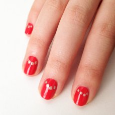 simple nail art designs 06