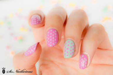 simple nail art designs 23
