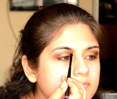 Indian bridal makeup 58