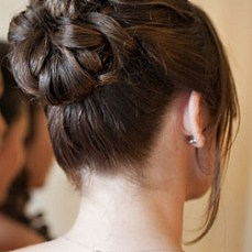 Bridal hairstyles buns 03