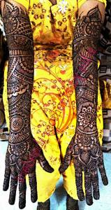 mehndi designs by nihaad 07