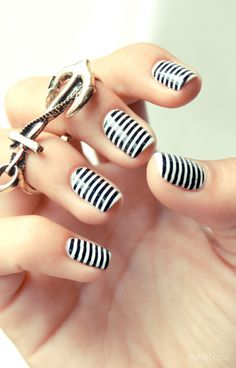 simple nail art designs for beginners 32