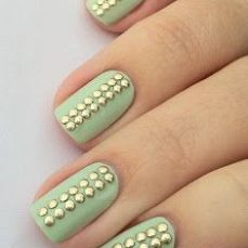 simple nail art designs for beginners 35