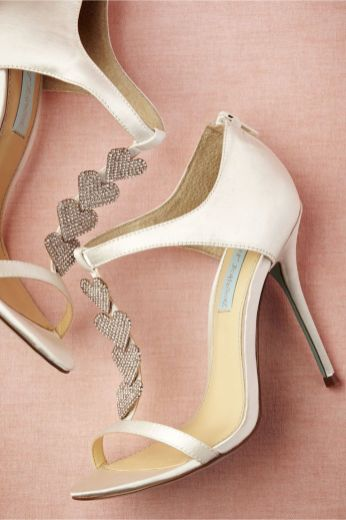 vintage bridal shoes 14