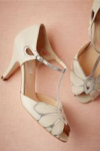 vintage bridal shoes 18