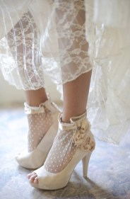 vintage bridal shoes 23
