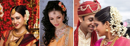 Indian Bridal Hairstyles 2014 01