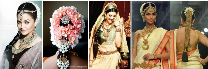 Indian Bridal Hairstyles 2014 04