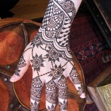 latest mehandi designs 2014 32