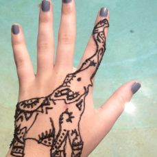 latest mehandi designs 2014 42