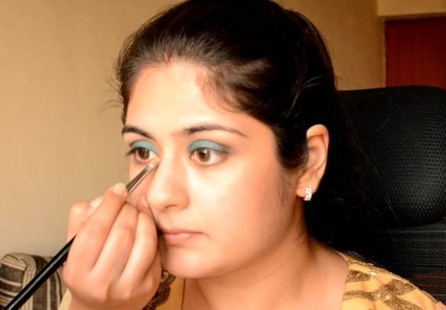 Makeup for Karwa Chauth 2014 27