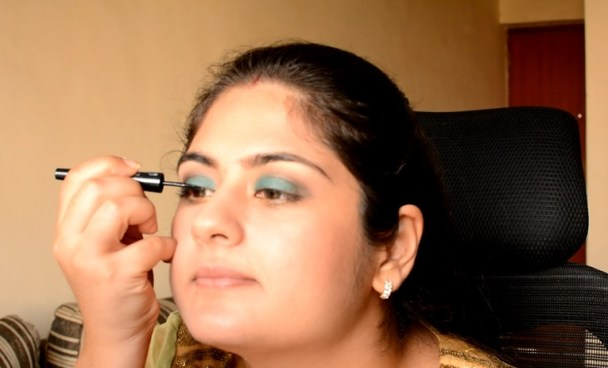 Makeup for Karwa Chauth 2014 31
