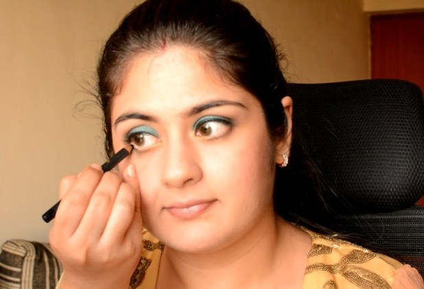 Makeup for Karwa Chauth 2014 32