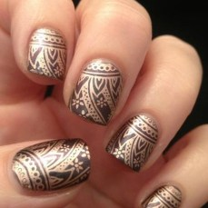 nail art designs to wear on navratri 07