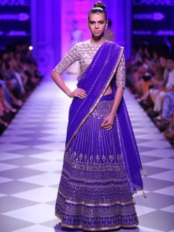 Bridal Lehengas Fall Winter 2014 04