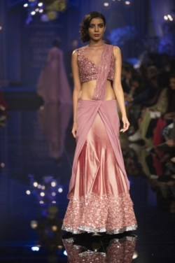 Bridal Lehengas Fall Winter 2014 05