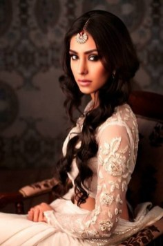 Indian bridal hairstyles 2014 11
