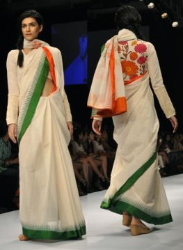 Ethnic clothes for Republic Day 01