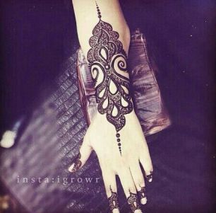 Arabic mehndi designs for bride relatives 02