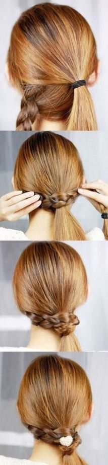 Easy to do hairstyles 02