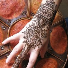 Arabic mehndi designs 15