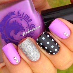 Latest nail art designs 01