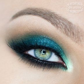 Smokey eye makeup colors 04