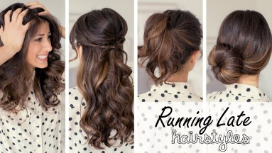 Easy hairstyles 01