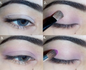 Makeup at home 06
