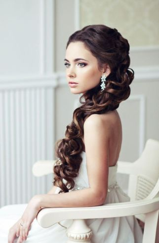 Wedding hairstyles for long hair 09