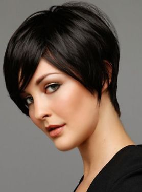 New hairstyles for short hair 11