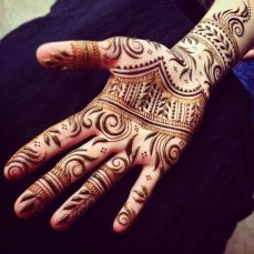 Arabic mehndi designs 57
