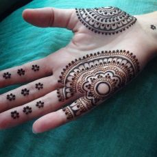 Arabic mehndi designs 61