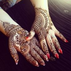 Arabic mehndi designs 66