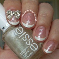 French nail art 10