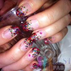 French nail art 15