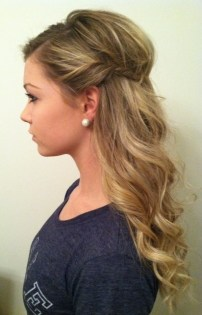Curly hairstyles 11