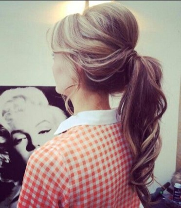 Hairstyles for long hair 90